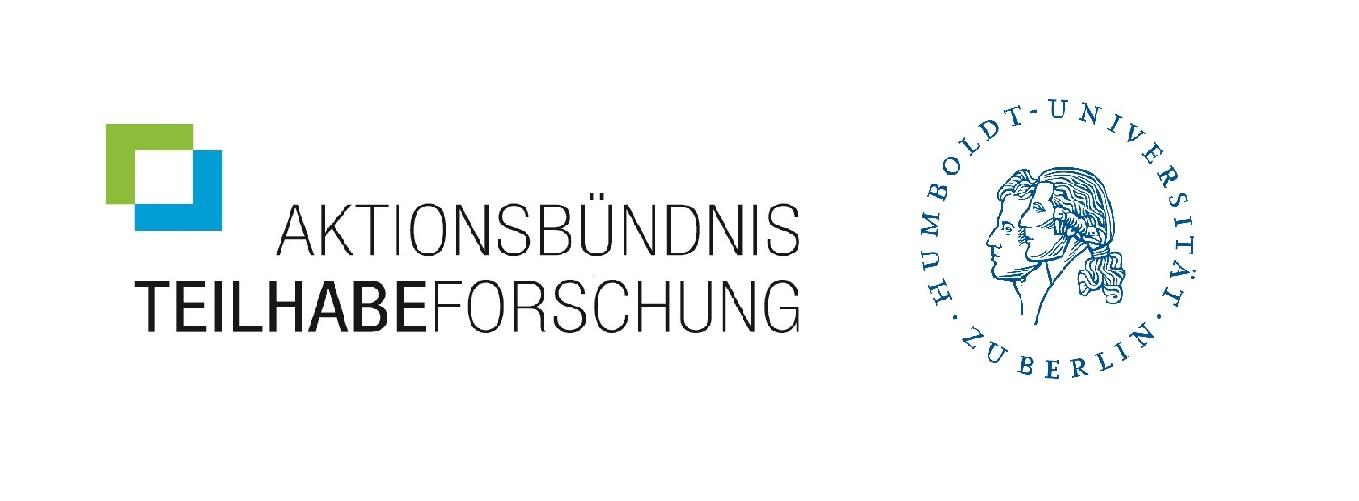 Logo Kongress Teilhabeforschung